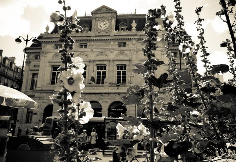 Fleurie Mairie