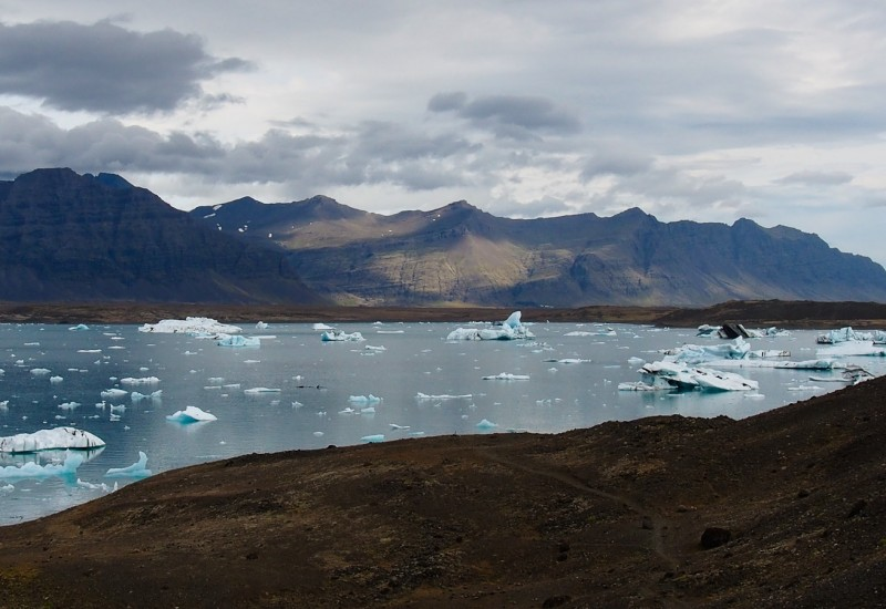 Le Lac polaire de Jökulsárlón I